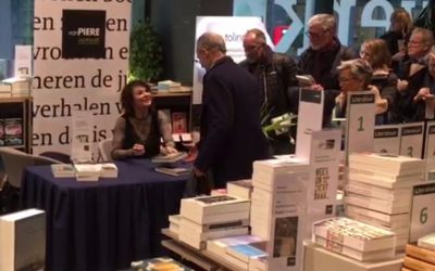 Boekenweekgeschenk 2018: Griet op tournee